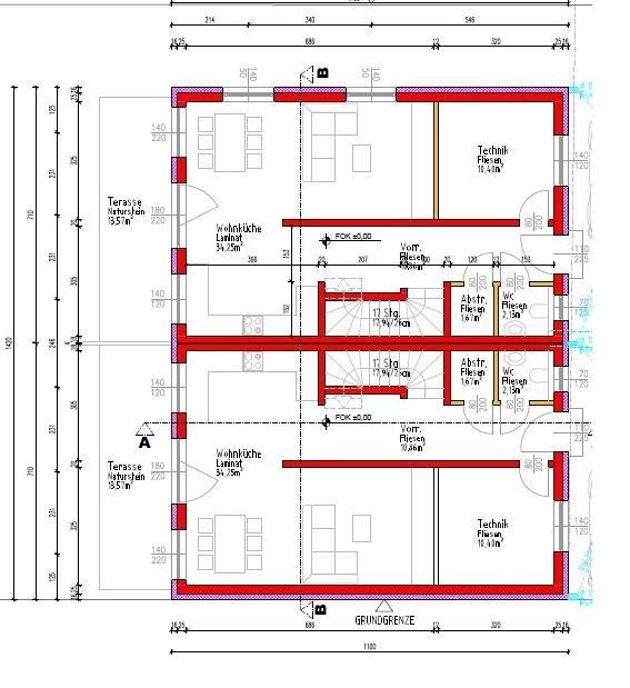 PROVISIONSFREI - geräumige Gartenwohnung mit Studio und Dachterrasse in Ruhelage /  / 2230Gänserndorf Süd / Bild 0