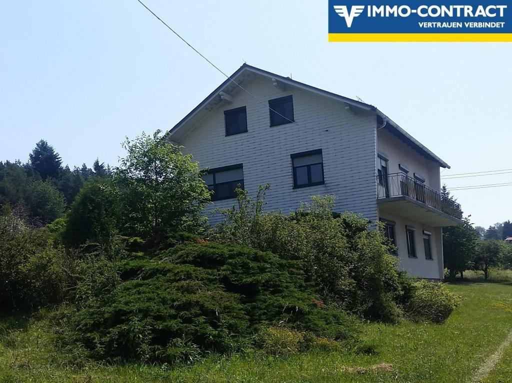 Mehrfamilienhaus zwischen Oberwart und Kirchschlag