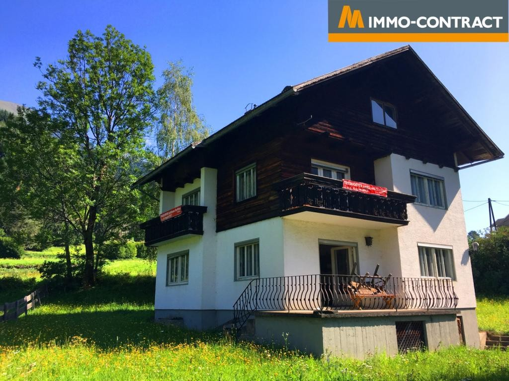 Uriges Einfamilienhaus zum Sanieren