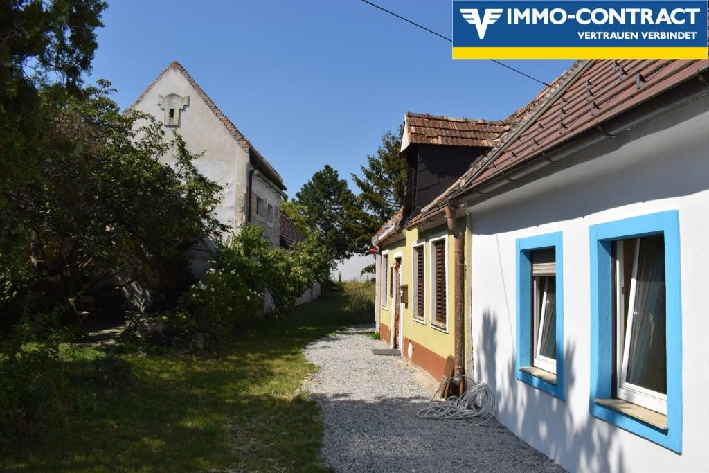 Schönes Landhaus in 7081 Schützen am Gebirge zu verkaufen. Teilrenovierung notwendig /  / 7081Schützen am Gebirge / Bild 4