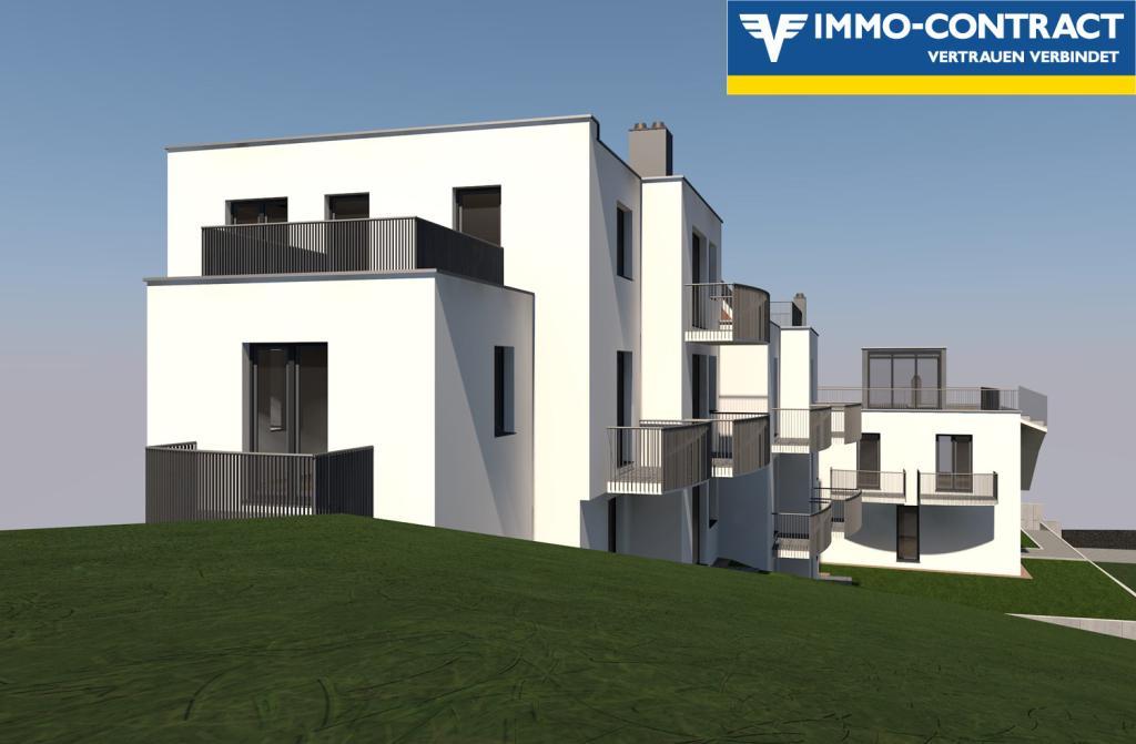 NOCH PLANVERKAUFSPREISE-FERTIGSTELLUNG in Kürze,3 Zimmer, 3 Balkone, 79m2, PLstr42 Top 6 /  / 3002Purkersdorf / Bild 2