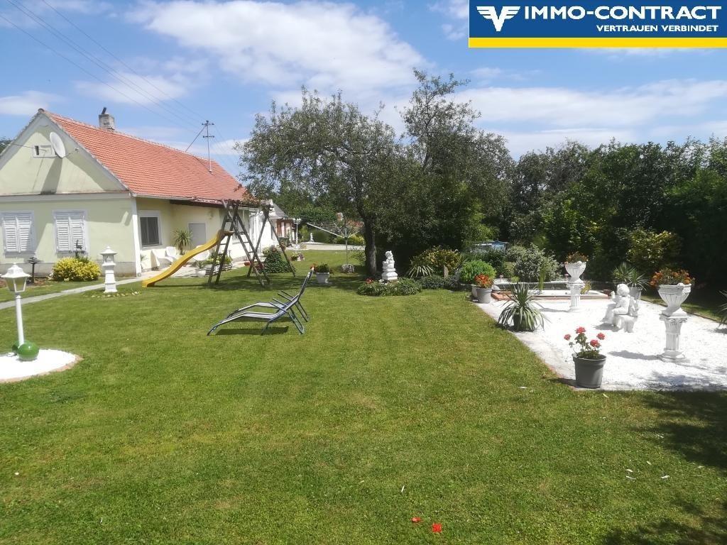 2 HÄUSER in schöner Gartenanlage /  / 7472Schachendorf / Bild 6