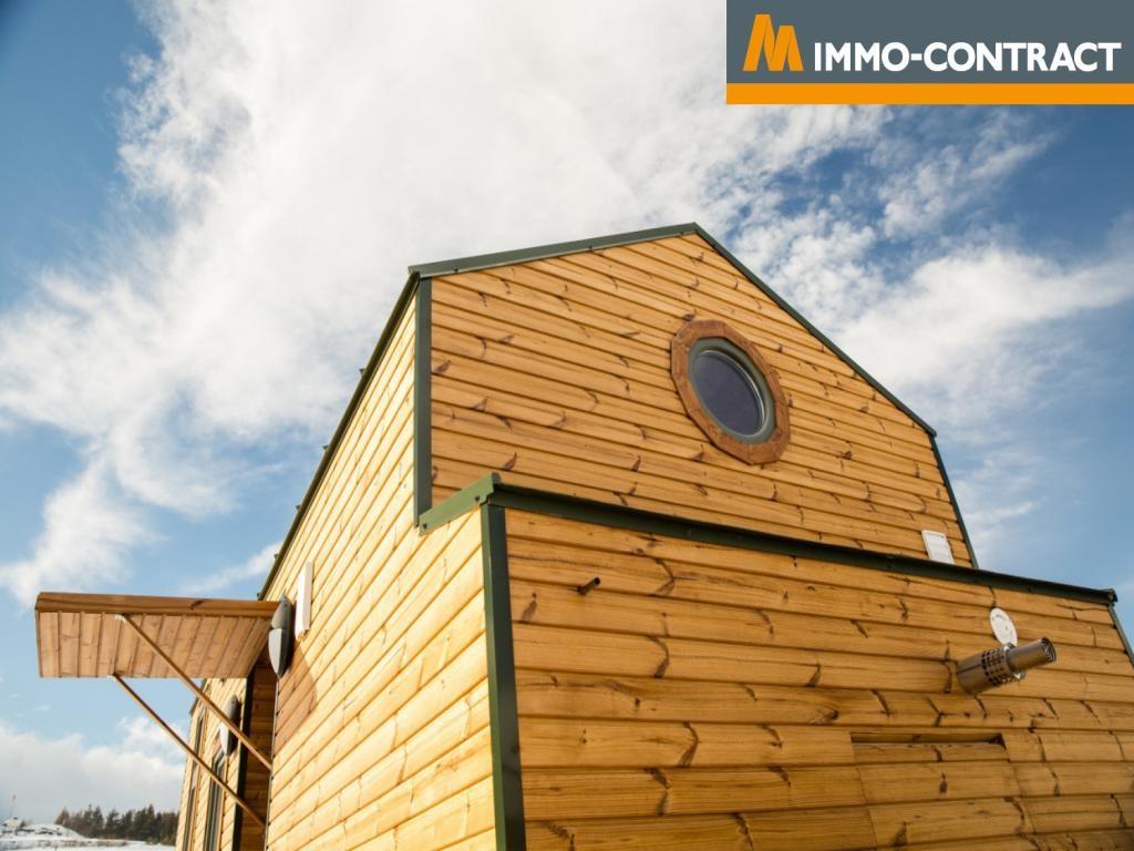 jpgcnt ---- Das kleine Haus zur großen Freiheit - Tiny House /  / 9900Lienz / Bild 0