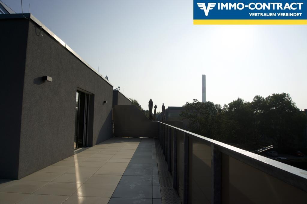 jpgcnt ---- Qualität & Ausstattung die überzeugt!  Schlüsselfertiger DG-Neubau 3-4 Zimmer mit toller Terrasse. Wählen Sie bis Ende 2018 Ihre pers. Ausstattung! /  / 1220Wien / Bild 4