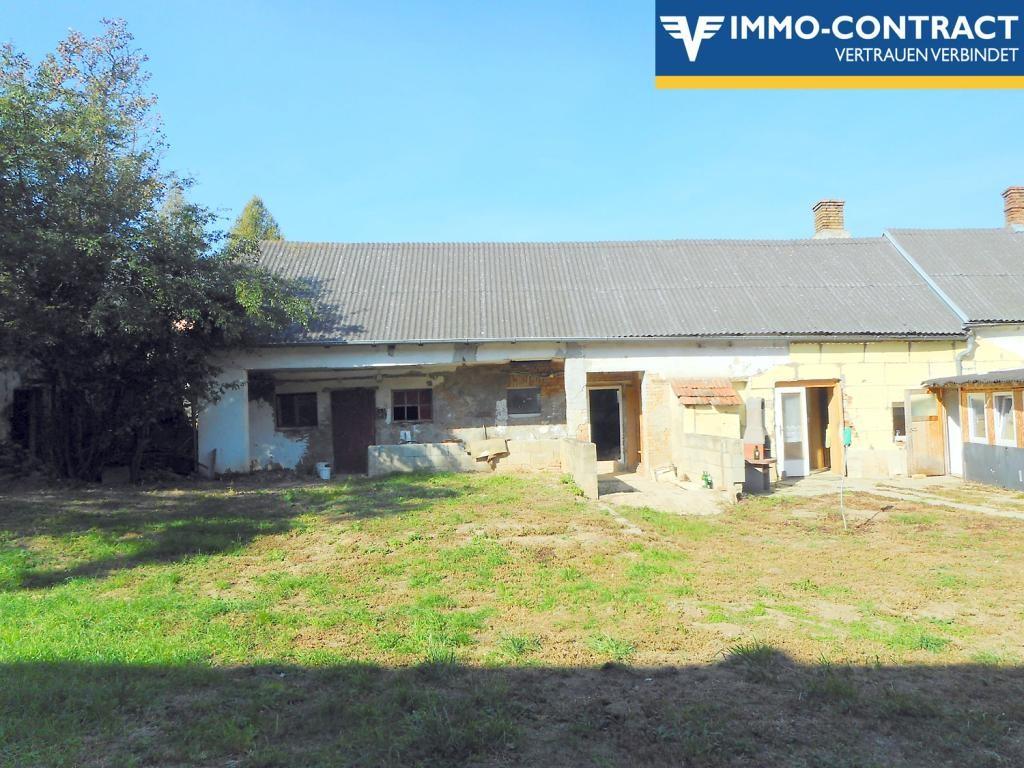 jpgcnt ---- Bastlerhit, innen stark renovierungsbdürftiges Bauernhaus mit 3 Zimmern, Tierhaltung möglich /  / 2245Velm-Götzendorf / Bild 2