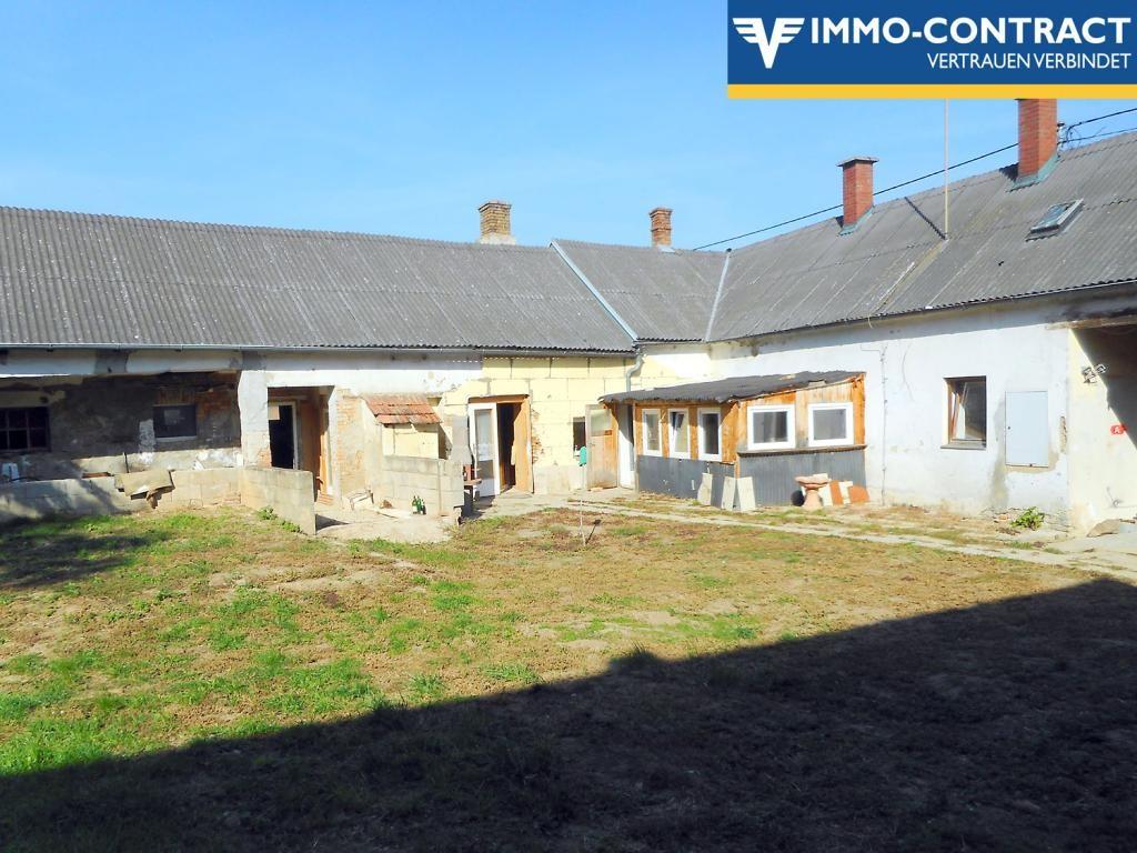 jpgcnt ---- Bastlerhit, innen stark renovierungsbdürftiges Bauernhaus mit 3 Zimmern, Tierhaltung möglich /  / 2245Velm-Götzendorf / Bild 3