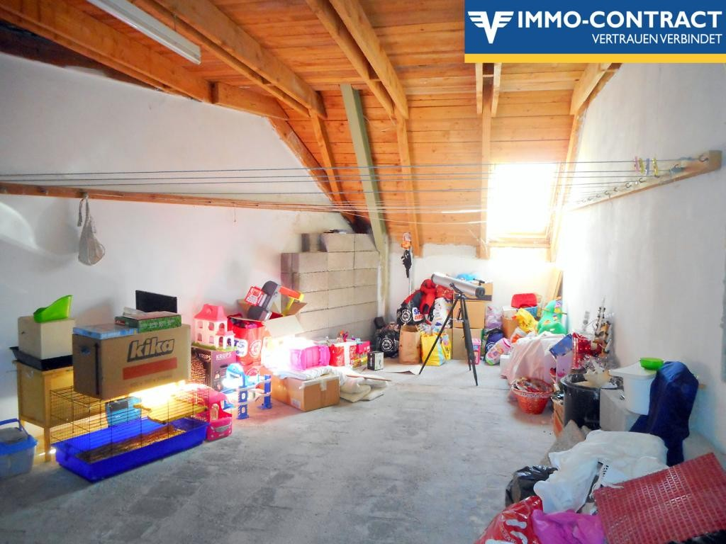 jpgcnt ---- Schmuckes Haus in ruhiger Seitengasse /  / 2073Obermarkersdorf / Bild 1